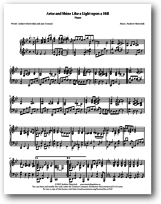 Piano part